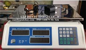 Cân điện tử tính giá LH-30kg