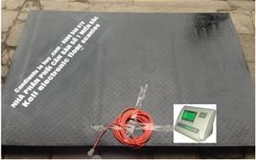 Cân sàn điện tử A12 Taiwan 1,5x1,5m  1-2 tấn