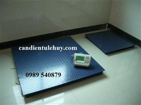 Cân sàn điện tử Keli 1,2mx1,2m 5 tấn