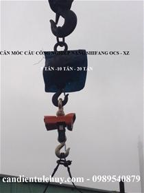 Cân móc cẩu công nghiệp ShiFang OCS-XZ 20 tấn