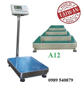 Cân bàn điện tử A12 Đài Loan 100kg/10g