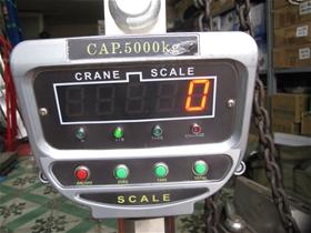 Cân móc cẩu quay 360 OCS-XZ AAX 5 tấn