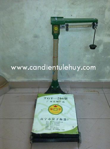 Cân bàn cơ học Trung Quốc 200kg